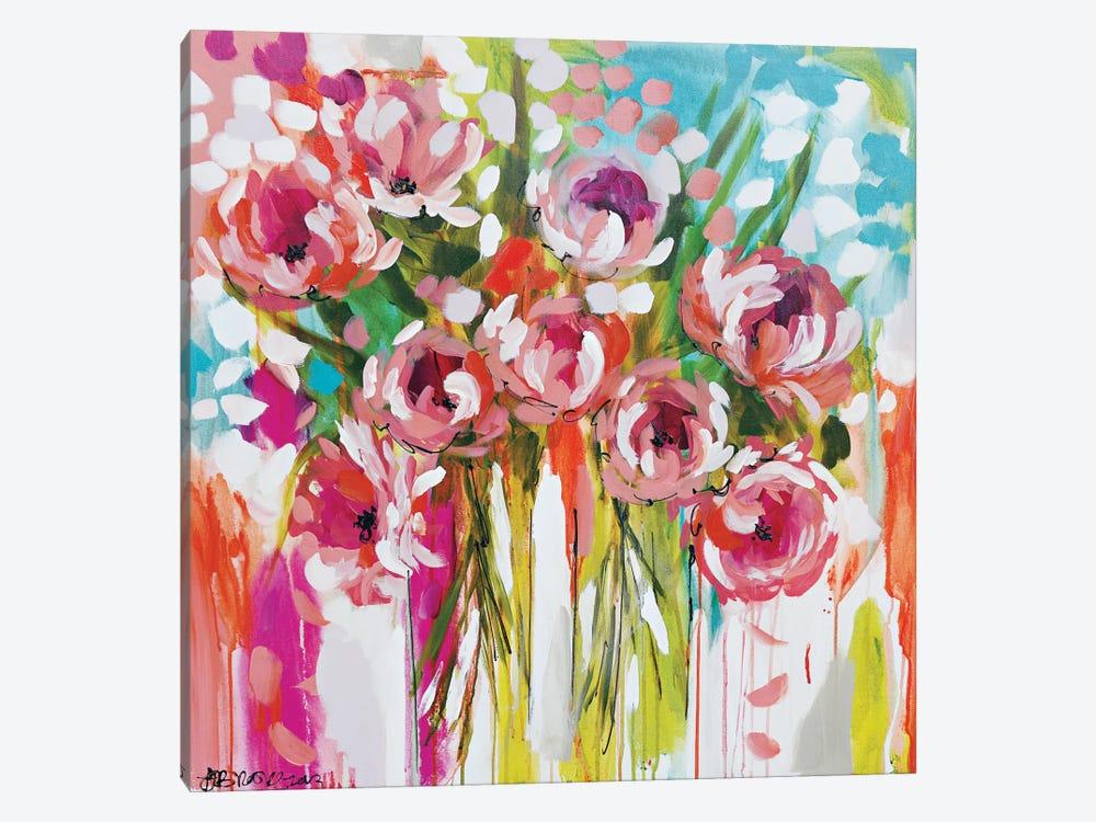 Sunburst Symphony by Amanda J. Brooks 1-piece Canvas Print
