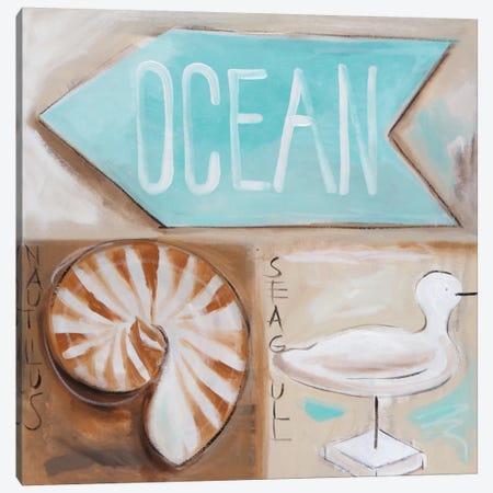 Where's The Ocean? Canvas Print #AJB20} by Amanda J. Brooks Canvas Art Print