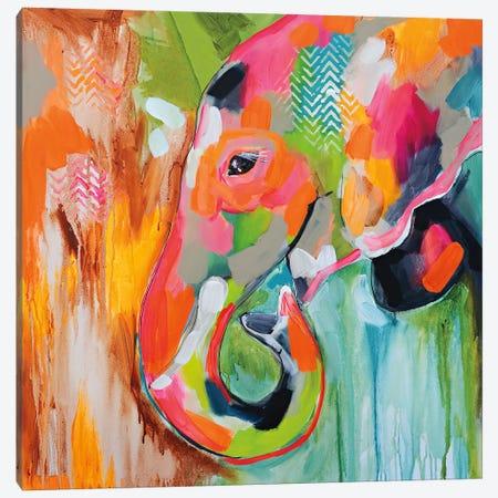 Born Free Canvas Print #AJB22} by Amanda J. Brooks Canvas Print