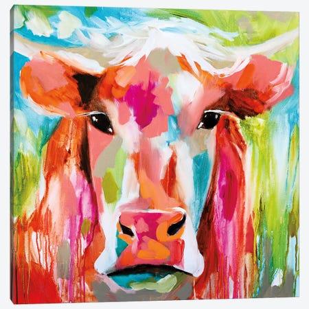 Misty Meadow Canvas Print #AJB23} by Amanda J. Brooks Canvas Art Print