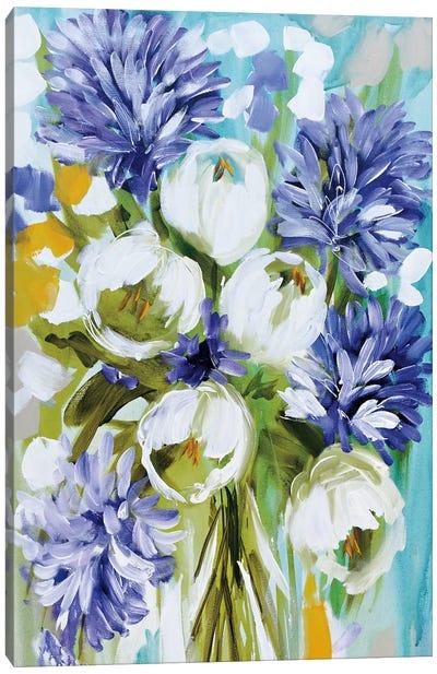Summer Glow Canvas Art Print