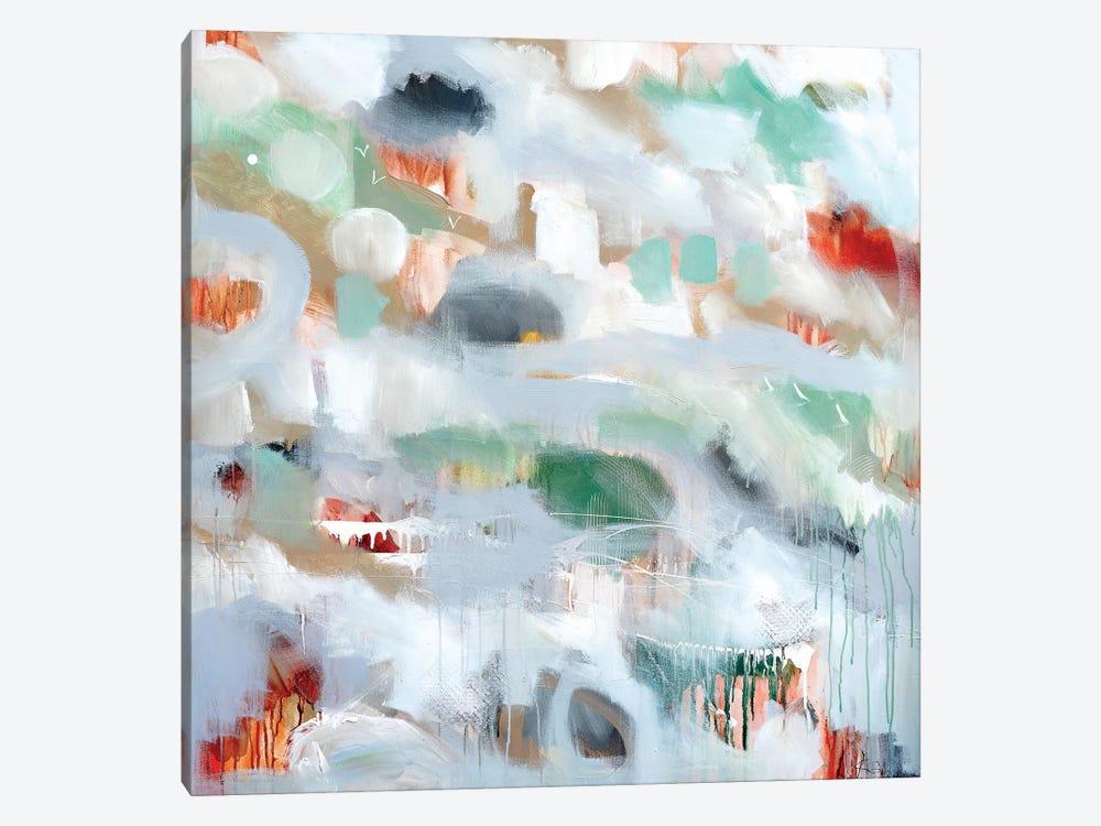 Creek To Coast by Amanda J. Brooks 1-piece Canvas Art