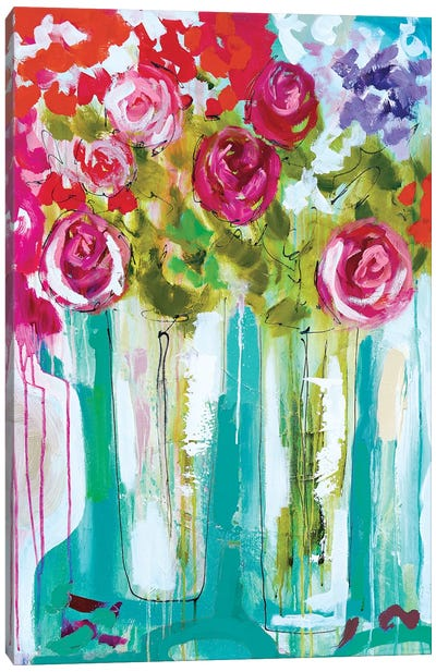 Enchanted Canvas Print #AJB4