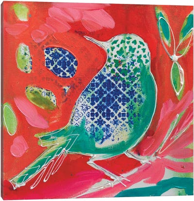 Petite Bird II Canvas Print #AJB9