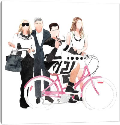 Schitt's Creek Canvas Art Print