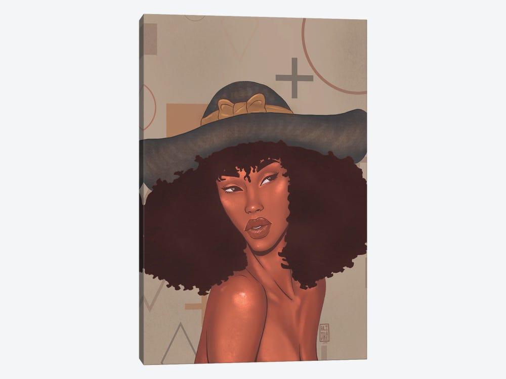 Daisy by Alijhae West 1-piece Canvas Art
