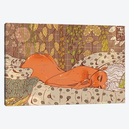 Garden Of Eden Canvas Print #AJH29} by Alijhae West Canvas Print