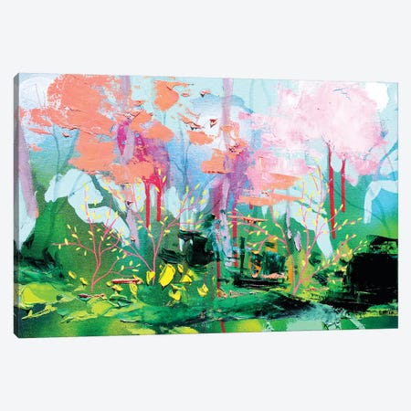 Spring's Promise Canvas Print #AJT161} by Aja Trier Canvas Artwork