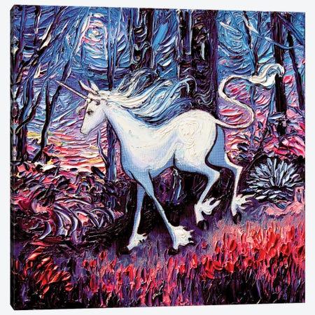 A Long Journey Canvas Print #AJT1} by Aja Trier Art Print