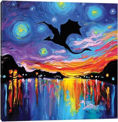 Guardian Canvas Art Print