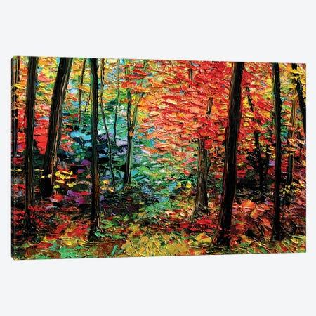 Sparkle Canvas Print #AJT221} by Aja Trier Canvas Art Print