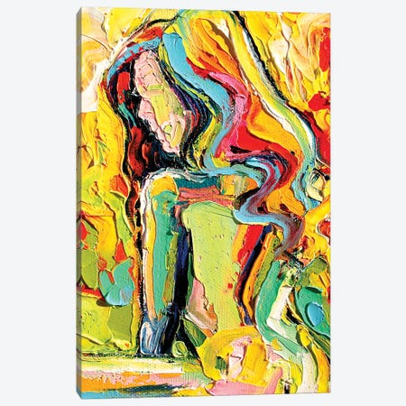 Femme 162 Canvas Print #AJT241} by Aja Trier Canvas Print