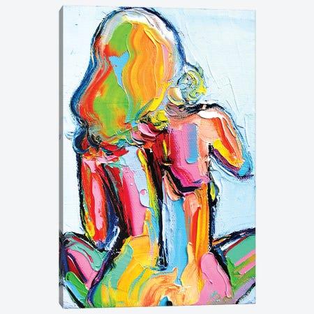Femme 219 Canvas Print #AJT248} by Aja Trier Canvas Art Print