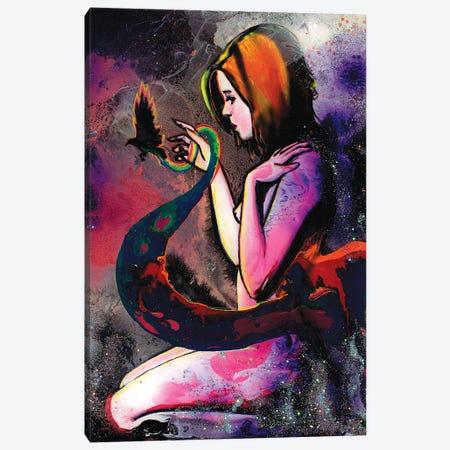 Morrigan Canvas Print #AJT265} by Aja Trier Canvas Artwork