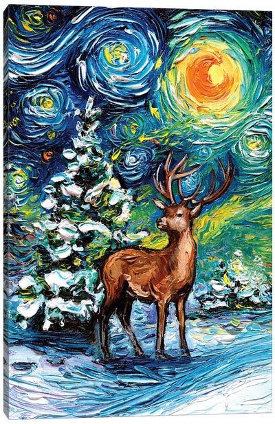 Silent Night Canvas Art Print