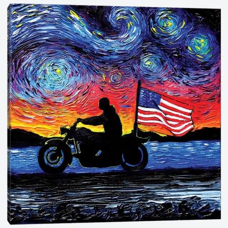 Easy Rider Canvas Print #AJT28} by Aja Trier Canvas Print