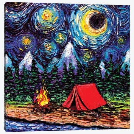 Off The Beaten Path Canvas Print #AJT46} by Aja Trier Canvas Wall Art