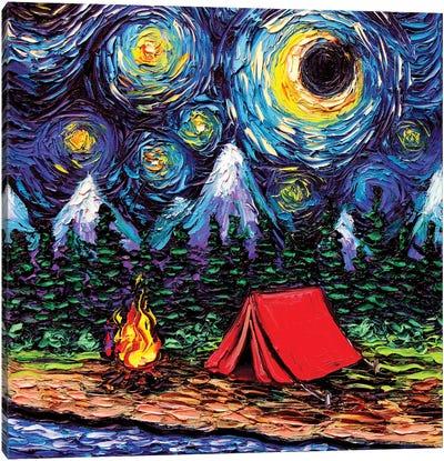 Off The Beaten Path Canvas Art Print