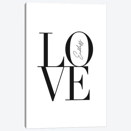 Endless Love Canvas Print #AKB14} by Amy & Kurt Berlin Canvas Artwork