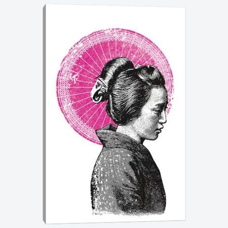 Geisha Canvas Print #AKB15} by Amy & Kurt Berlin Canvas Wall Art