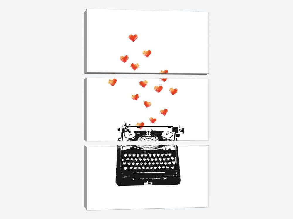 Loveletter by Amy & Kurt Berlin 3-piece Art Print