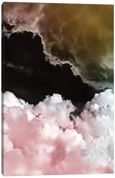 Pink Clouds Canvas Art Print