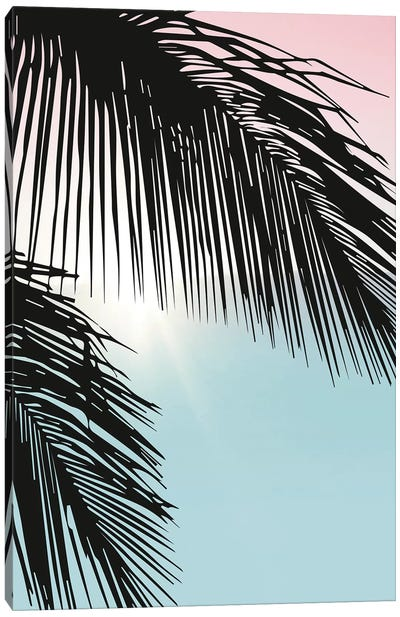Aloha Canvas Art Print