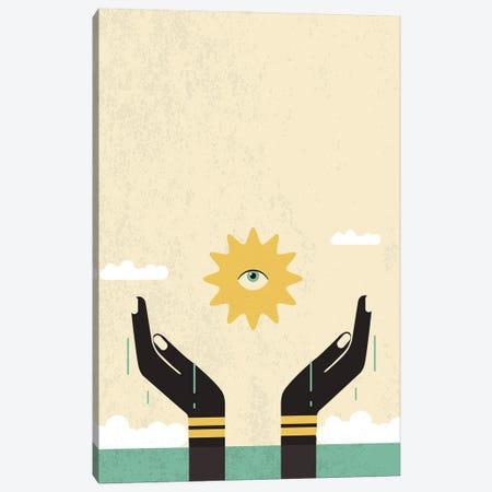 Reach Out Canvas Print #AKC43} by Amer Karic Art Print