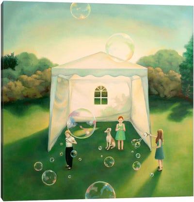 Hazy Daze Canvas Art Print
