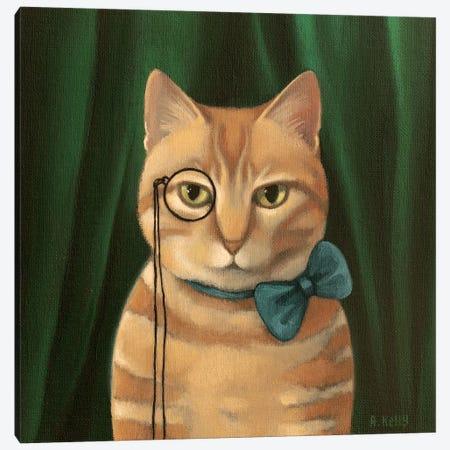Ralph Canvas Print #AKE21} by Antoinette Kelly Canvas Print