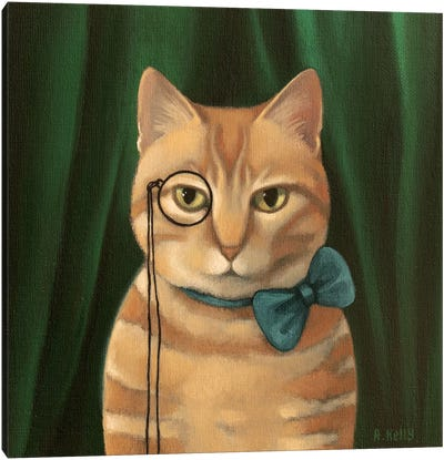Ralph by Antoinette Kelly Canvas Art Print