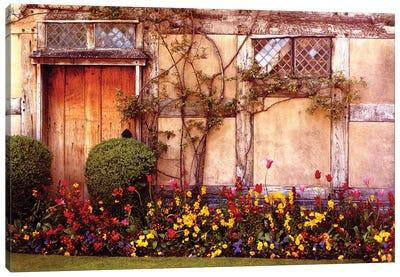Shakespeare's House Canvas Art Print
