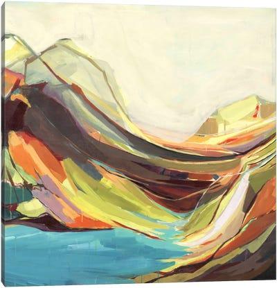 Mount Desert Isle Canvas Art Print