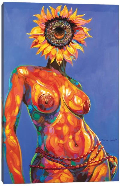 My Nectar Canvas Art Print