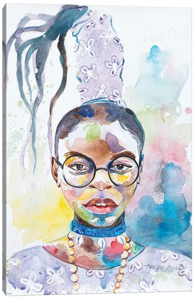 Abeke Canvas Art Print