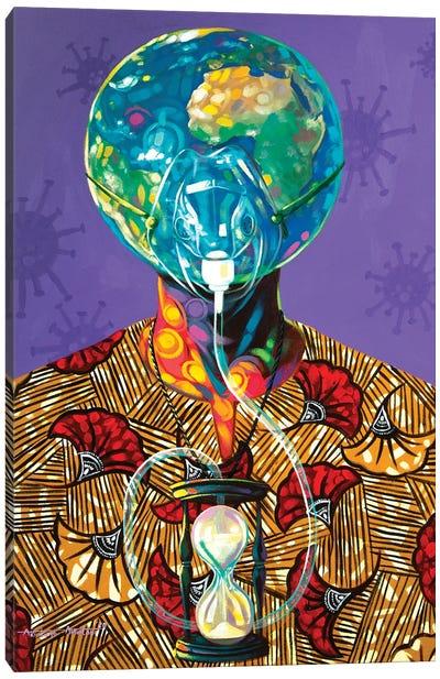Heal The World Canvas Art Print