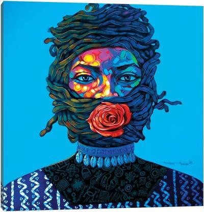Mopélólá Canvas Art Print