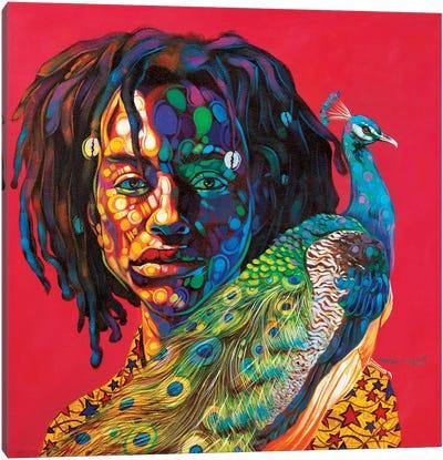 Alade Oke Canvas Art Print