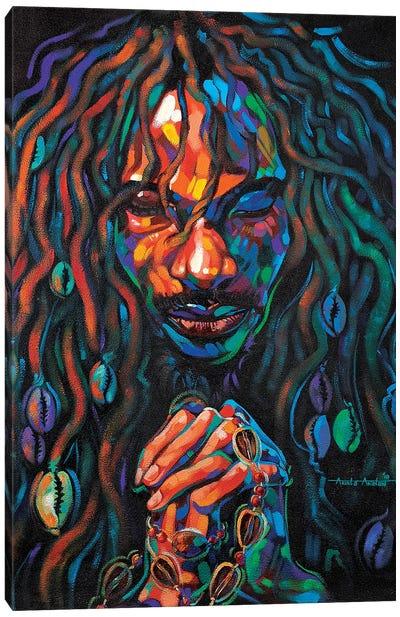 Faith In Your Hands Canvas Art Print
