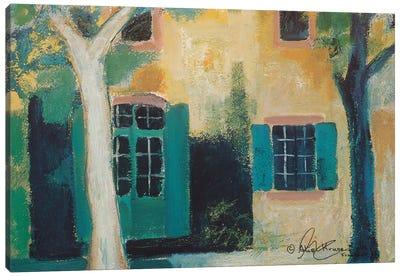 Piazza I Canvas Art Print
