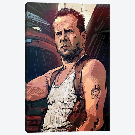 Die Hard Canvas Print #AKM106} by Nikita Abakumov Canvas Wall Art