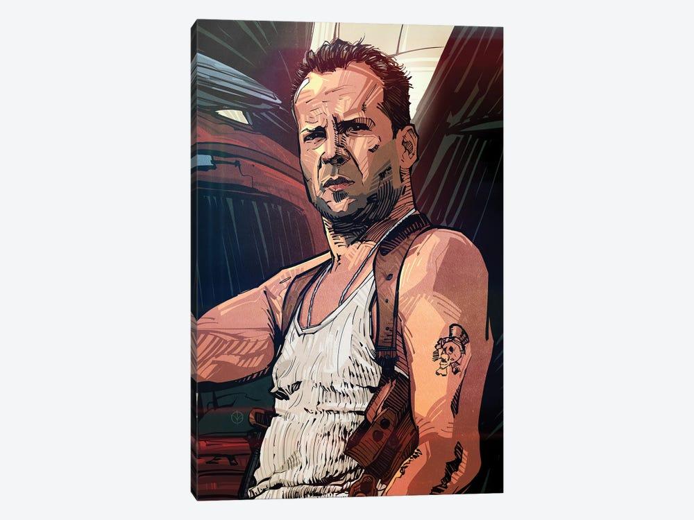 Die Hard by Nikita Abakumov 1-piece Canvas Artwork