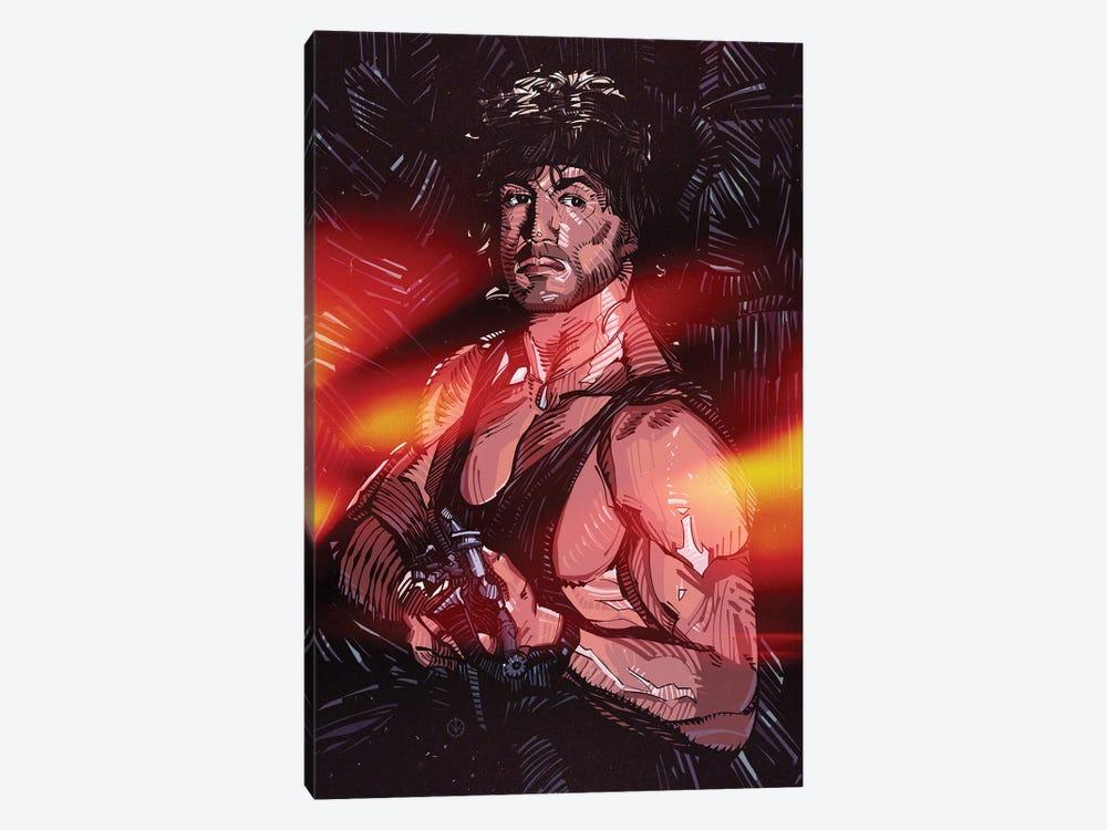 Rambo by Nikita Abakumov 1-piece Art Print