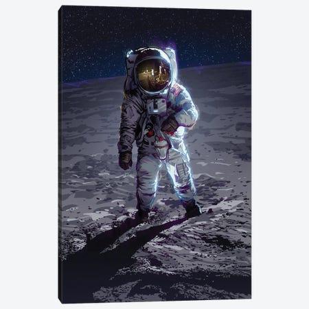 Apollo 11 Canvas Print #AKM112} by Nikita Abakumov Canvas Wall Art