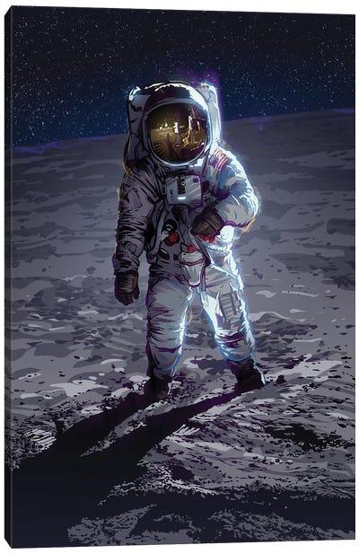 Apollo 11 Canvas Art Print