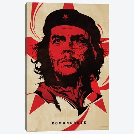 Che Canvas Print #AKM123} by Nikita Abakumov Canvas Art Print
