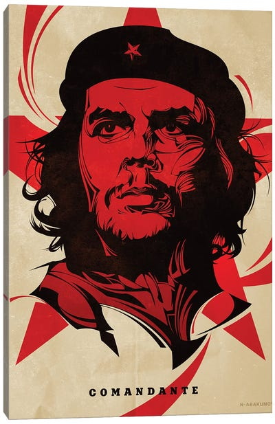Che Canvas Art Print