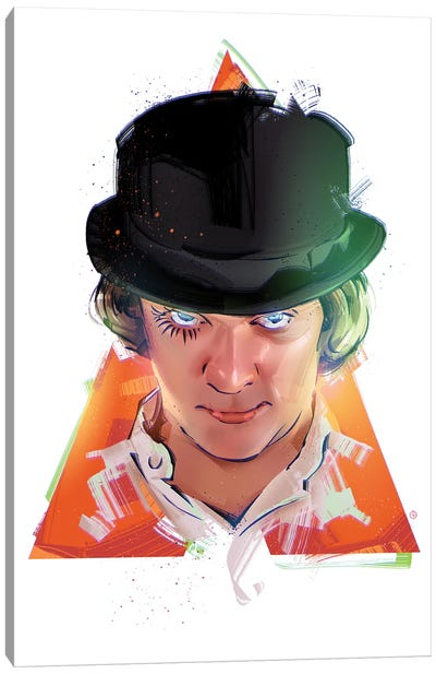 Clockwork Orange II Canvas Art Print