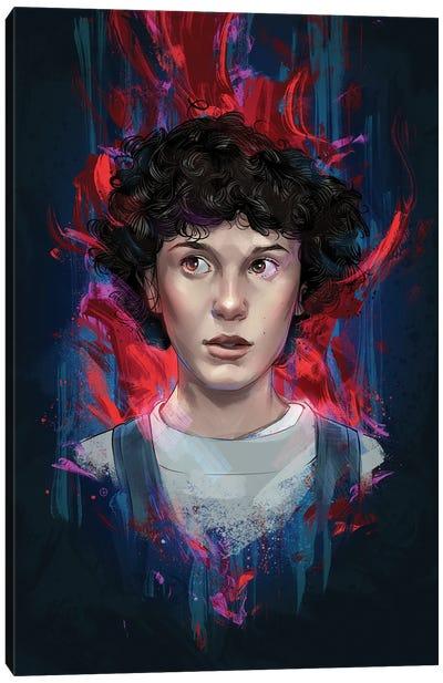 Eleven Canvas Art Print