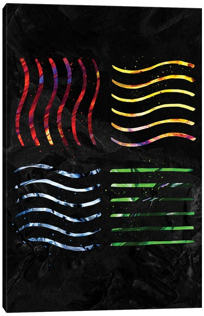 The Fifth Element Canvas Art Print